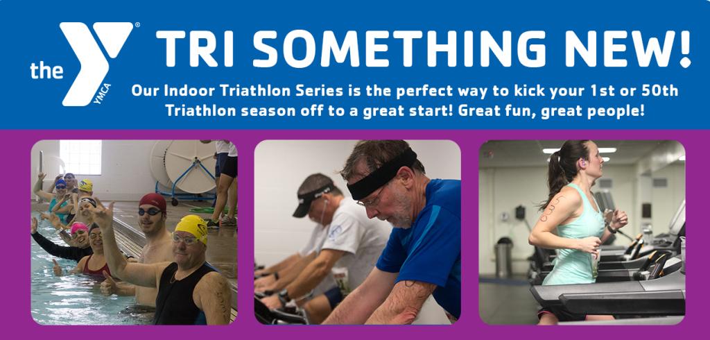 Indoor Triathlon Series - Valley Shore YMCA