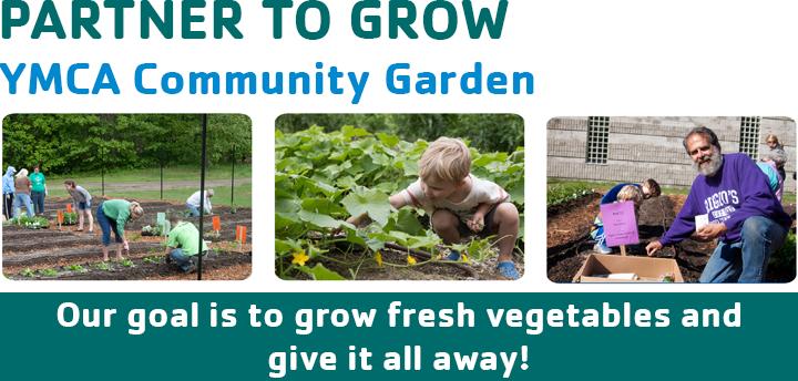 YMCA Community Garden