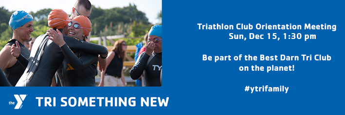 YMCA Triathlon Club